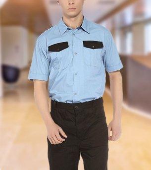 4827Рубашки для охраны