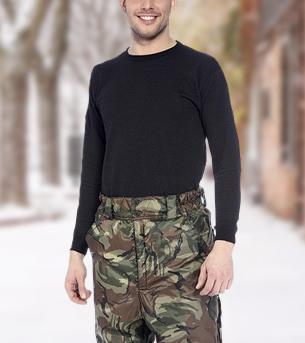 104Камуфляжные брюки