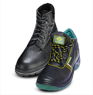 2862Зимняя обувь с композитным подноском